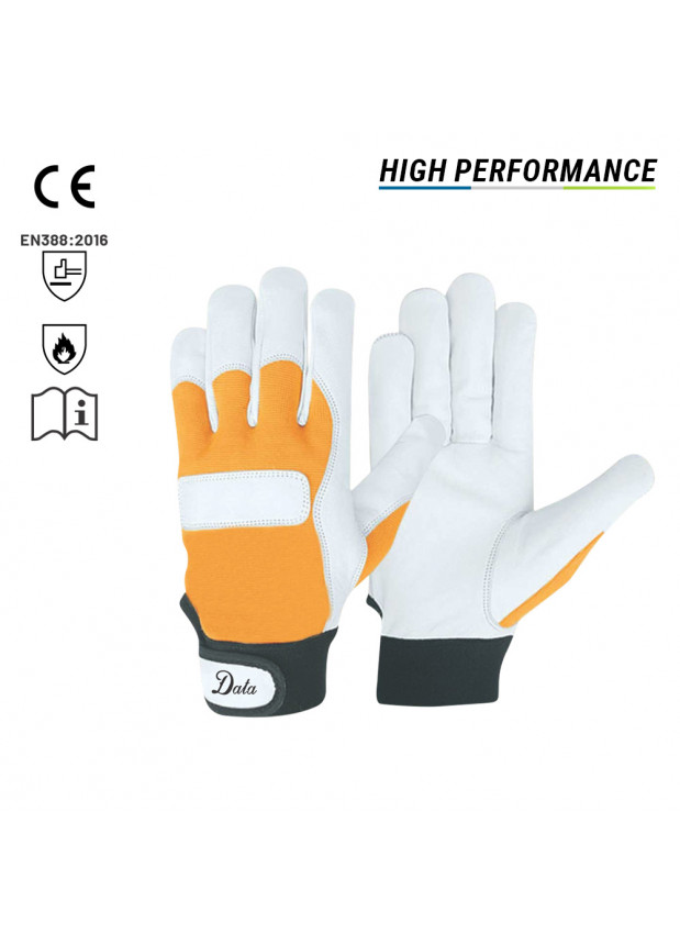 Impact Gloves - Machanics Wear DLI-807