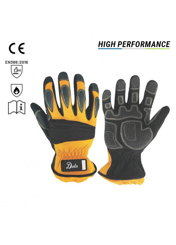 Impact Gloves - Machanics Wear DLI-806