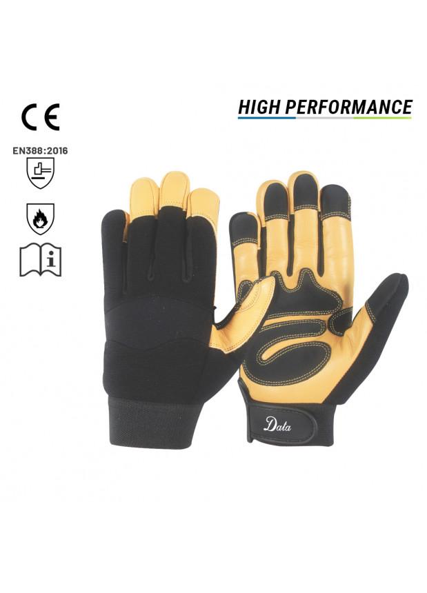 Impact Gloves - Machanics Wear DLI-805