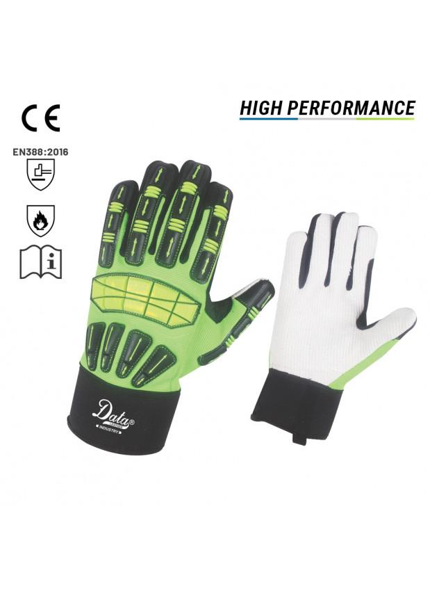 Impact Gloves - Machanics Wear DLI-804