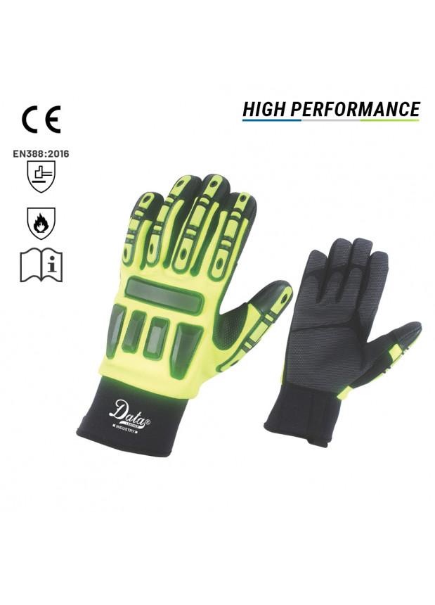 Impact Gloves - Machanics Wear DLI-803